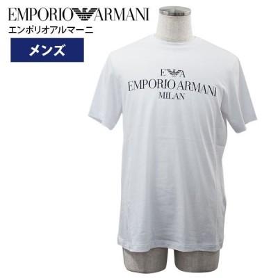 エンポリオアルマーニ メンズ半袖Tシャツ ウェア アパレル EMPORIO ARMANI 3G1TM4 1JHRZ 0100