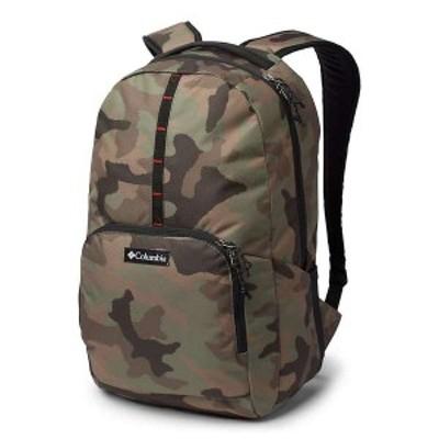 コロンビア メンズ バックパック・リュックサック バッグ Columbia Mazama 25L Backpack Cypress Camo