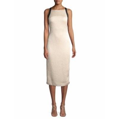 ジェイソンウー レディース ワンピース Textured Sheath Dress