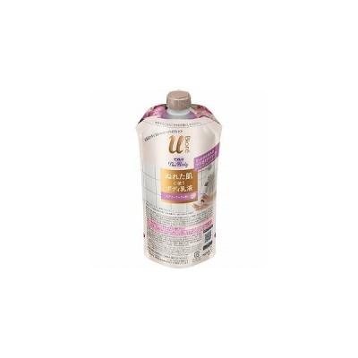 花王 ビオレu ザ ボディ ぬれた肌に使うボディ乳液 エアリーブーケの香り つりさげパック 300mL (ボディローション)