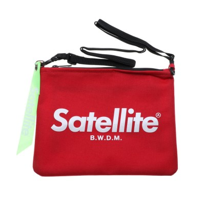 サテライト Satellite レディース ショルダーバッグ BASIC SACOCHE STBSF3178