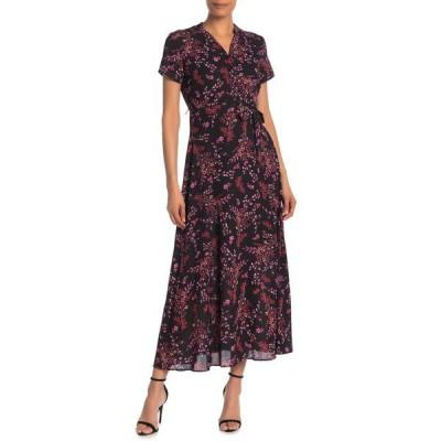 ナネットレポー レディース ワンピース トップス Tie Waist Maxi Dress DRAGON1562
