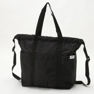 【軽量】お買い物にもおすすめ◎リュックにもなるポケッタブルトートバッグ(アネロ/anello)