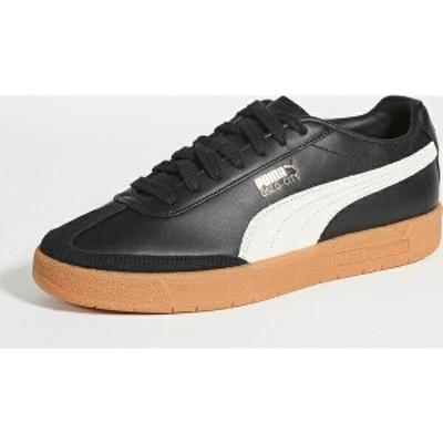(取寄)プーマ セレクト オスロ シティ プレミアム スニーカー PUMA Select Oslo City Premium Sneakers PumaBlack WhisperWhite 送料無料