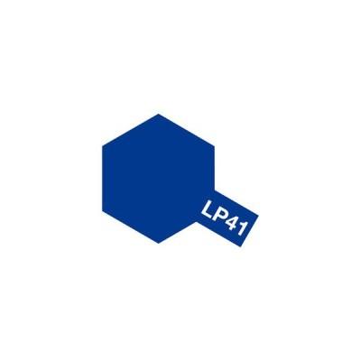 タミヤ タミヤカラー ラッカー塗料 LP-41 マイカブルー(82141)塗料 返品種別B