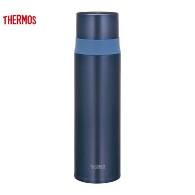 サーモス 水筒 ステンレススリムボトル 500ml ミスティブルー FFM-501 MSB