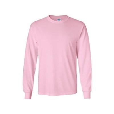 Gildan SHIRT メンズ US サイズ: Large カラー: ピンク