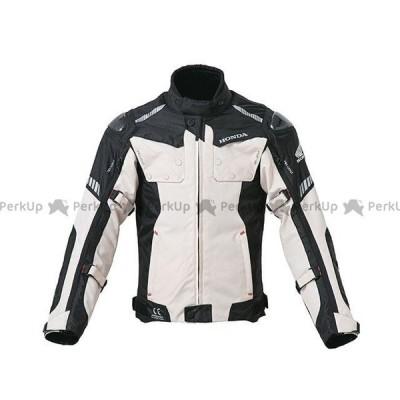 ホンダ ジャケット Honda 2019-2020秋冬モデル オールシーズンカーボンジャケット(ライトグレー) サイズ:M 送料無料 Honda