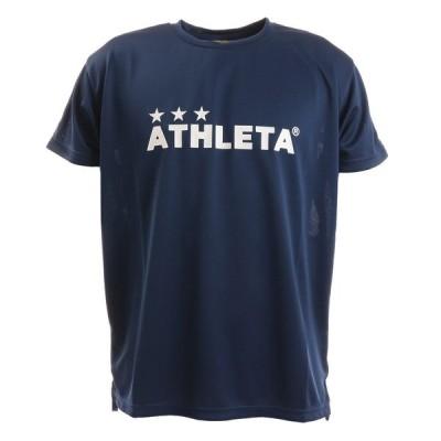 (ATHLETA)プラクティスTシャツ サッカー フットサルウエア 02344−90NVY