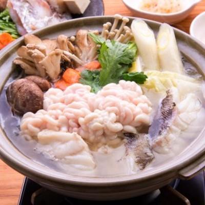 [豊洲市場海鮮鍋セット]たらちり&白子鍋セット 冷蔵便 [たらちり,白子,たら,白子鍋,鍋,鍋セット,海鮮鍋,]