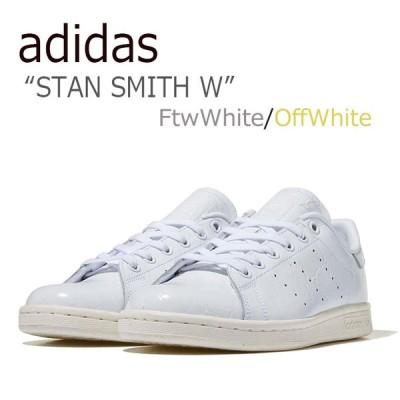 アディダス スタンスミス スニーカー adidas レディース STANSMITH W Ftw White Off White ホワイト BB5162 シューズ