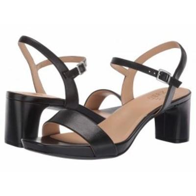 Naturalizer ナチュラライザー レディース 女性用 シューズ 靴 ヒール Ivy Black Leather【送料無料】