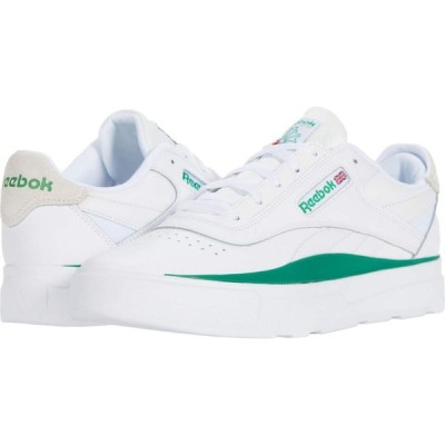 リーボック Reebok Lifestyle レディース スニーカー シューズ・靴 Legacy Court White/Glen Green/White