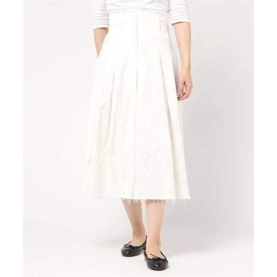 スカート NOMA t.d./ノーマ ティーディー DENIM SKIRT/デニムスカート