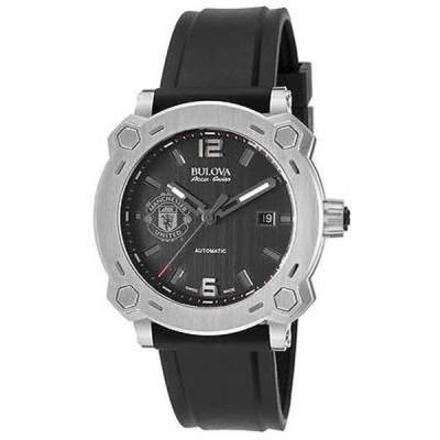 腕時計 ブローバ Bulova アキュSwiss Percheron シリコン オートマチック メンズ 腕時計 63B199