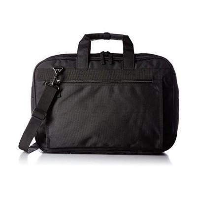 [ユナイテッドクラッシー] ビジネスバッグ 大き目 ブラック (ブラック Free Size)