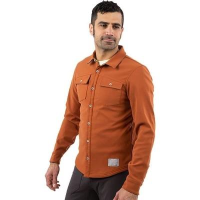 パールイズミ メンズ Tシャツ トップス Rove Thermal Shirt