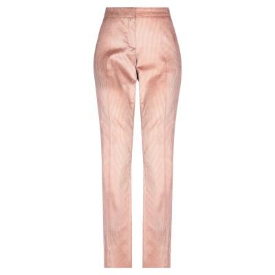 GIULIETTE BROWN パンツ ピンク 2 コットン 50% / レーヨン 45% / シルク 5% パンツ