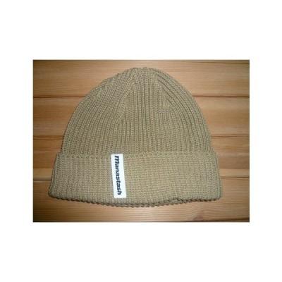 MANASTASHマナスタッシュ 7119037-050 COTTON BEANIE II 綿素材 ビーニー ニット帽 ニットキャップ