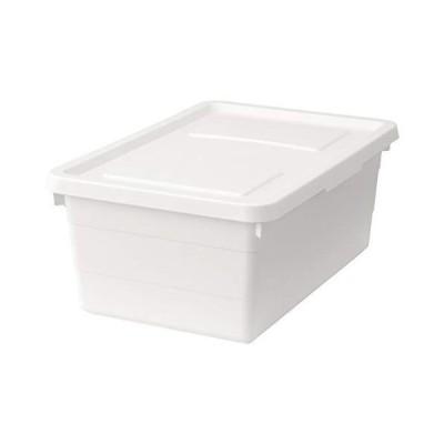 IKEA/イケア SOCKERBIT:ふた付きボックス38x25x15 cm ホワイト (503.160.64)