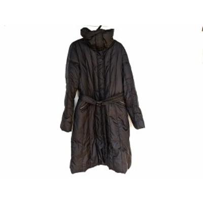 アンタイトル UNTITLED ダウンコート サイズ2 M レディース - 黒 長袖/冬【還元祭対象】【中古】20210127