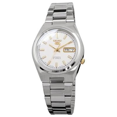 取寄品 SEIKO 腕時計 セイコー SNKC47J1 セイコー5 海外モデル 逆輸入モデル ビジネスウォッチ 自動巻き オートマチック ビジネス メンズ腕時計 送料無料