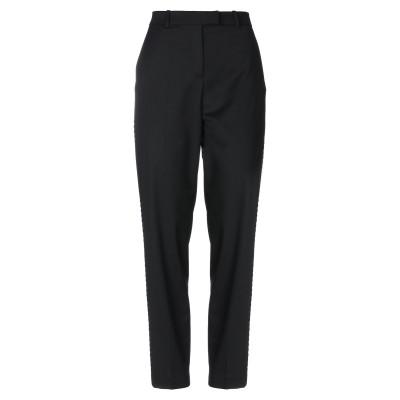 カルバン クライン CALVIN KLEIN パンツ ブラック 32 ポリエステル 54% / ウール 44% / ポリウレタン 2% パンツ