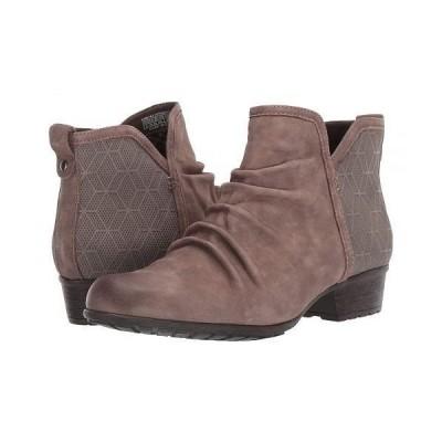 Cobb Hill コッブヒル レディース 女性用 シューズ 靴 ブーツ アンクルブーツ ショート Gratasha Panel Boot 2 - Dust Taupe