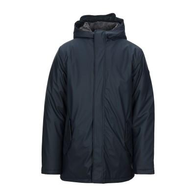 HOMEWARD CLOTHES ブルゾン ダークブルー S ポリエステル 100% ブルゾン