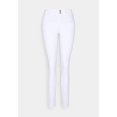 トム テイラー レディース ファッション Jeans Skinny Fit - white denim