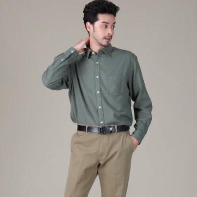 (バックナンバー)BACK NUMBER ネルレギュラーカラーシャツ メンズ 【期間限定 特別価格 10日まで!】