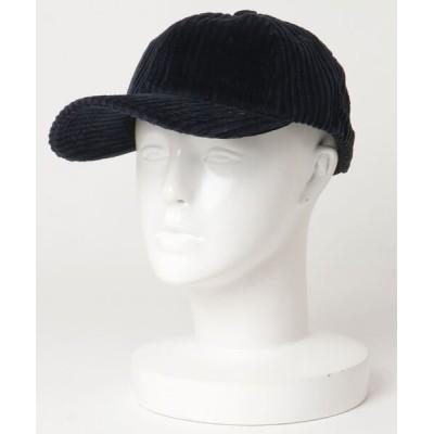 FUNALIVE / ビッグコーデュロイ6パネルベースボールキャップ MEN 帽子 > キャップ