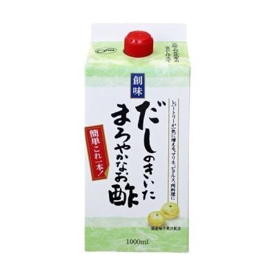 創味 だしのきいたまろやかなお酢 ( 1000ml )/ 創味