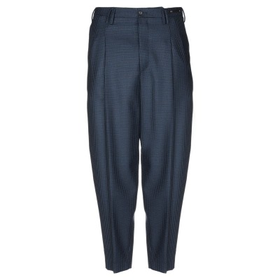 PT Torino パンツ ブルー 48 バージンウール 100% パンツ