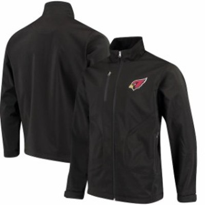 Hands High ハンズ ハイ スポーツ用品  Hands High Arizona Cardinals Black Strong Side Soft Shell Jacket