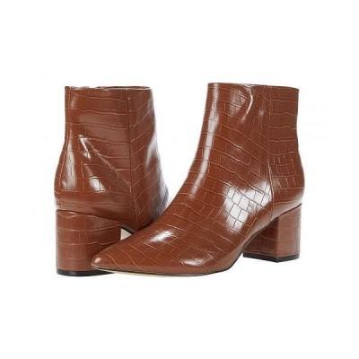 Marc Fisher マークフィッシャー レディース 女性用 シューズ 靴 ブーツ アンクル ショートブーツ Jelly 3 - Brown