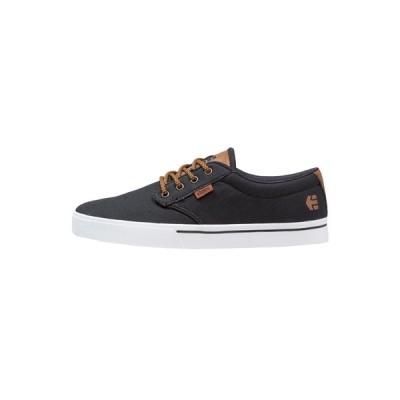 エトニーズ スニーカー メンズ シューズ JAMESON ECO - Skate shoes - navy/tan/white