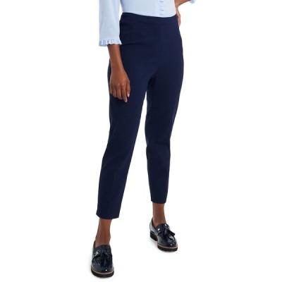 ライリー レイ カジュアルパンツ ボトムス レディース Reese Slim-Leg Pants, Created for Macy's Preppy Navy