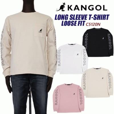 KANGOL カンゴール C5120N 長袖ポケットTシャツ メンズ ロンT kangol