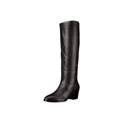 シガーソンモリソン ブーツ シューズ 靴 Sigerson Morrison 1012 レディース Kayden ブラック ニーハイ ブーツ 7 ミディアム (B,M) BHFO