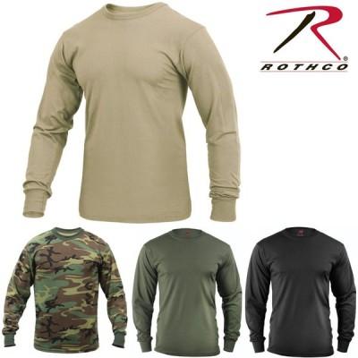 ロスコ ロンT ROTHCO L/S TEE ロングスリーブTEE Tシャツ 長袖T