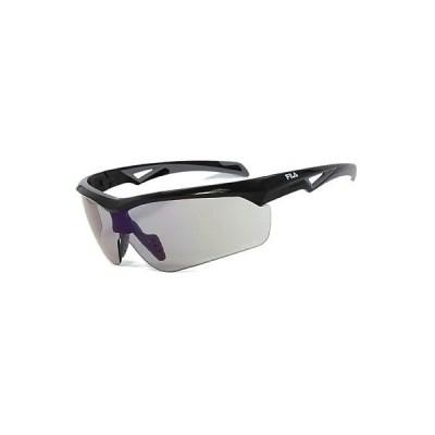FLS 4005-1 FILA-4005-SBK/BL.RV スポーツアクセサリー サングラス SHINY BLACK/GRAY セール