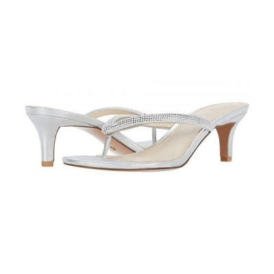 Pelle Moda ペレモーダ レディース 女性用 シューズ 靴 ヒール Eunice2 - Silver