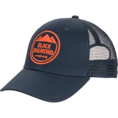 ブラックダイヤモンド メンズ 帽子 アクセサリー BD Trucker Hat Captain/Redwood