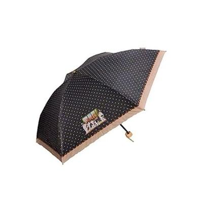 [マンハッタナーズ] ミニ傘 晴雨兼用傘 (五つ子のタキシード猫)