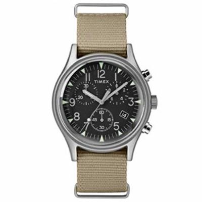 TIMEX タイメックス 時計 MK1 アルミニウム クロノ アルミクロノグラフ TW2T10700 BK F