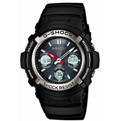 送料込  CASIO  カシオ  G-SHOCK Gショック 電波ソーラー アナデジ AWG-M100-1A  メンズ腕時計  メンズウォッチ  並行輸入品