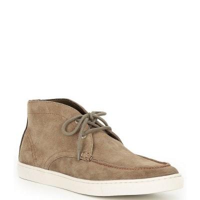 スティーブ マデン メンズ スニーカー シューズ Men's Fultown Suede Sneaker Boots Sand