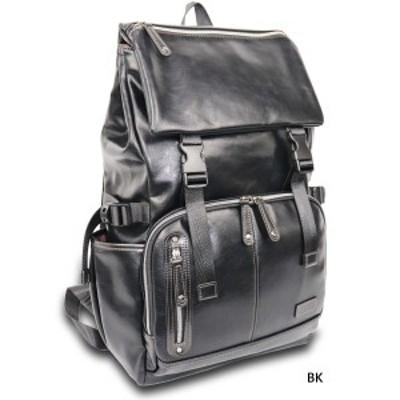 【送料無料】 ティーボ TEVO メンズ レディース かぶせリュック リュックサック デイパック バックパック バッグ 鞄 ビジネス カジュアル