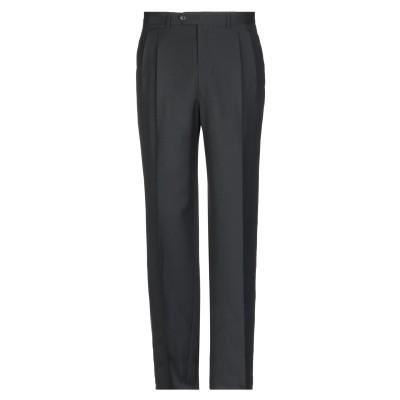 BERRY パンツ ブラック 52 ウール 60% / モヘヤ 40% パンツ